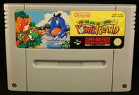 Super Nintendo (SNES): Super Mario World 2: Yoshi's Island - Cart Only